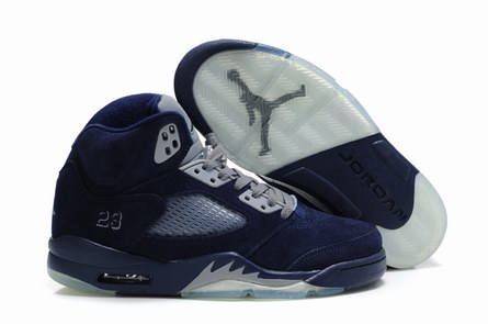 2012 new women jordan 5 shoes-001