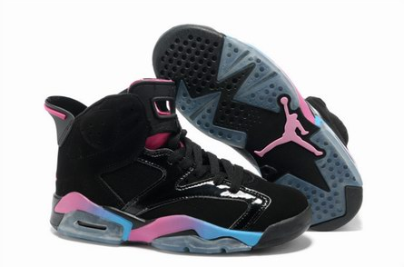2012 new women jordan 6 shoes-001