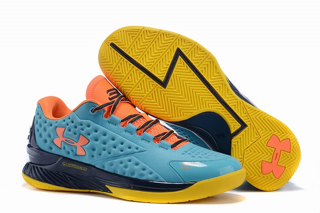 Under Armour UA Curry one-007