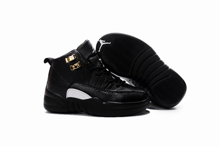 kid air jordan 12 retro 130690-001