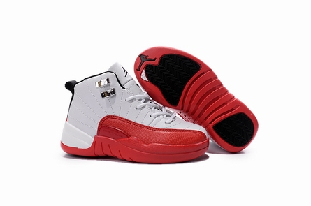 kid air jordan 12 retro 130690-009