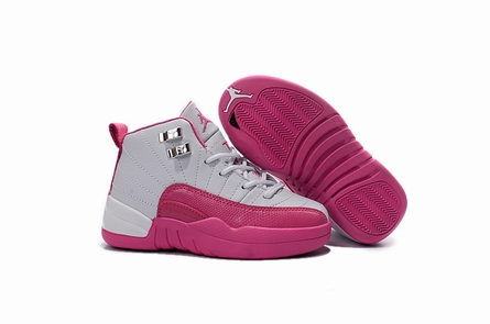 kid air jordan 12 retro 130690-010
