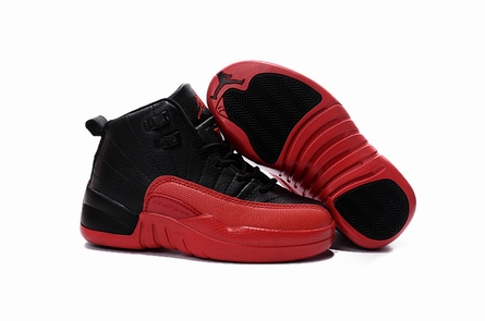 kid air jordan 12 retro 130690-011