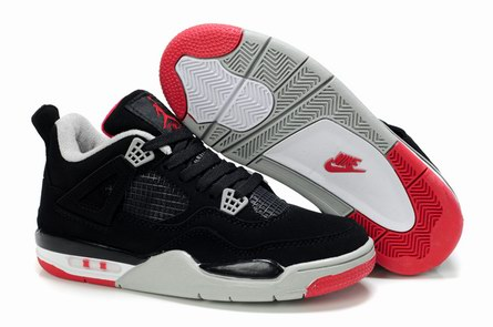 kid jordan 4 shoes-006