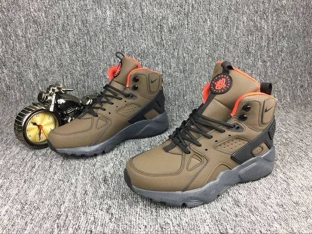 men Huarache X Acronym City MID Leather-002
