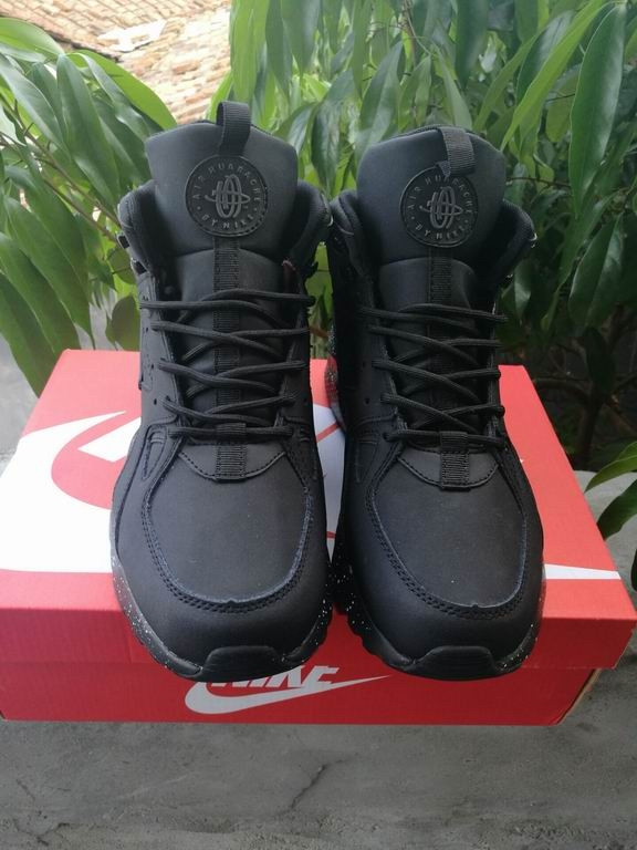 men Huarache X Acronym City MID Leather-006