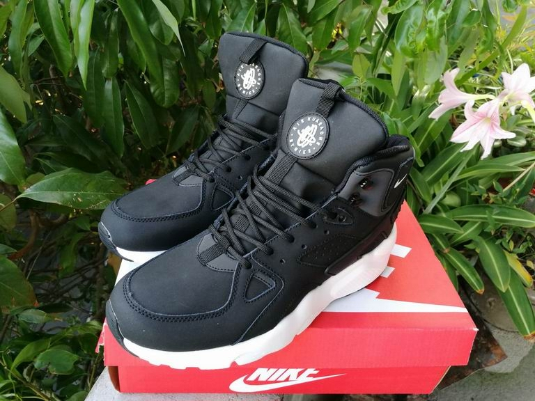 men Huarache X Acronym City MID Leather-013