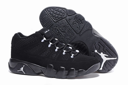 men air jordan 9 low-002