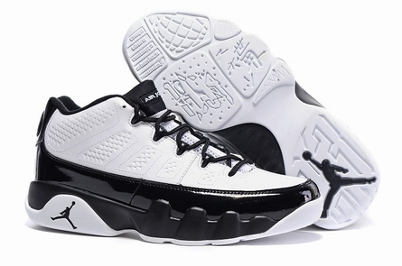 men air jordan 9 low-006