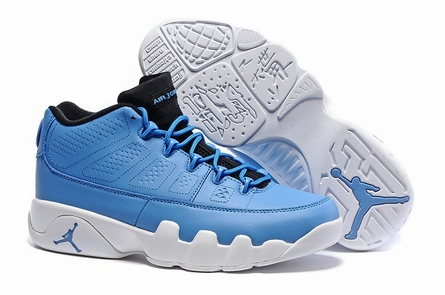 men air jordan 9 low-008