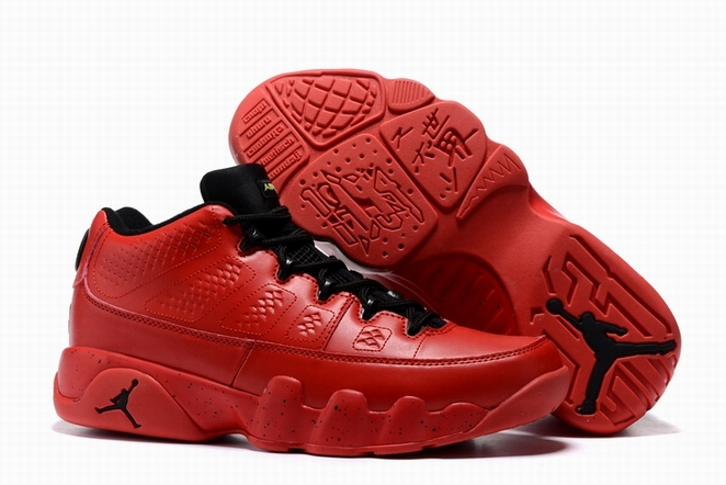 men air jordan 9 low-009