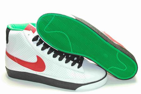 men high Top Nike Blazers-002