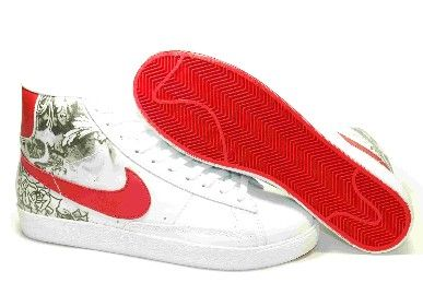 men high Top Nike Blazers-003