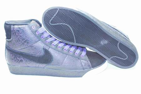 men high Top Nike Blazers-007