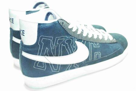 men high Top Nike Blazers-008