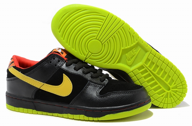 men low top dunk shoes-018