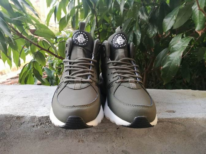 women Huarache X Acronym City MID Leather-005