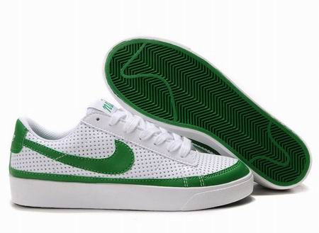 women Low Top Nike Blazers-002