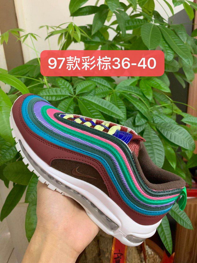 women air max 97 shoes size US5.5(36)-US8.5(40)-024