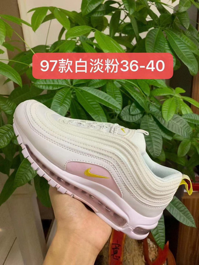 women air max 97 shoes size US5.5(36)-US8.5(40)-064