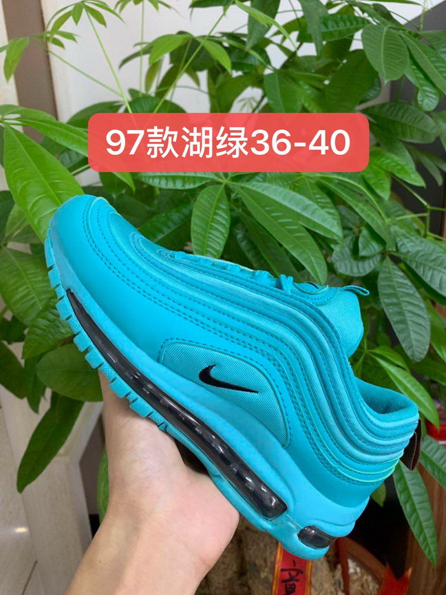 women air max 97 shoes size US5.5(36)-US8.5(40)-069