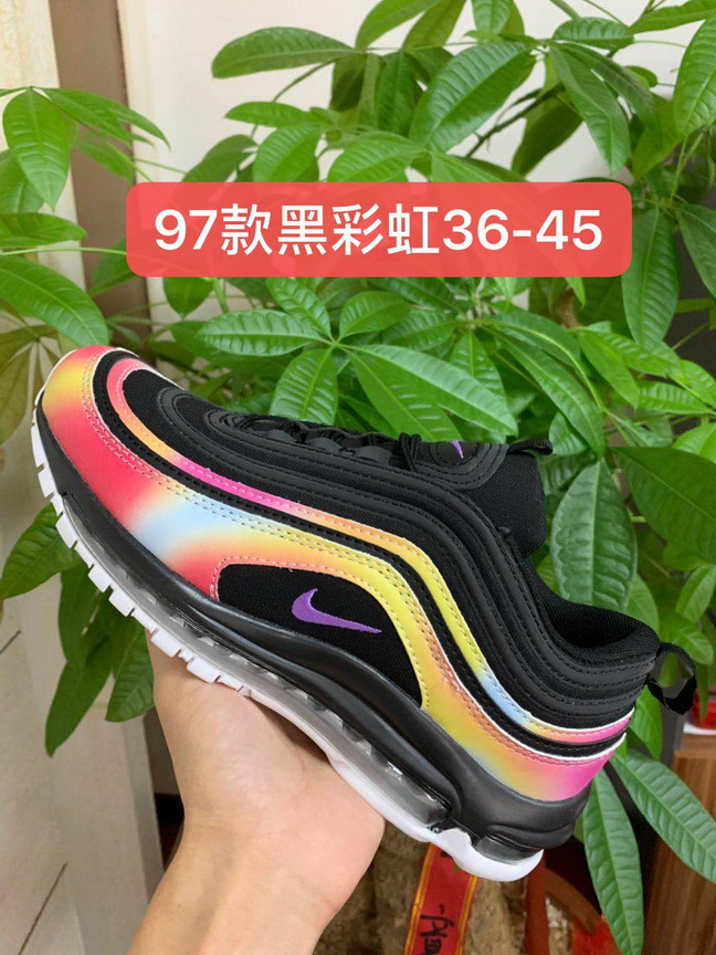 women air max 97 shoes size US5.5(36)-US8.5(40)-074