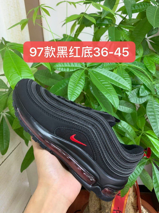 women air max 97 shoes size US5.5(36)-US8.5(40)-077