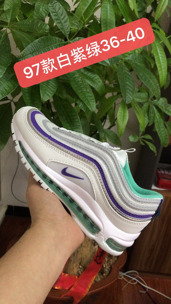 women air max 97 shoes size US5.5(36)-US8.5(40)-093