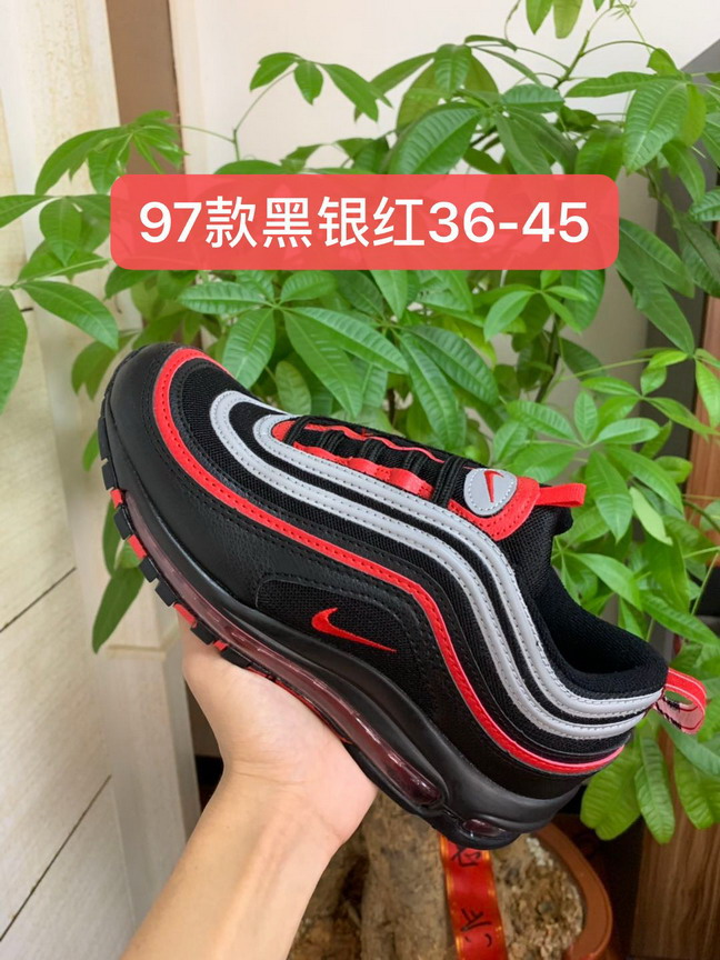 women air max 97 shoes size US5.5(36)-US8.5(40)-125