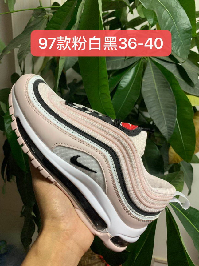 women air max 97 shoes size US5.5(36)-US8.5(40)-130