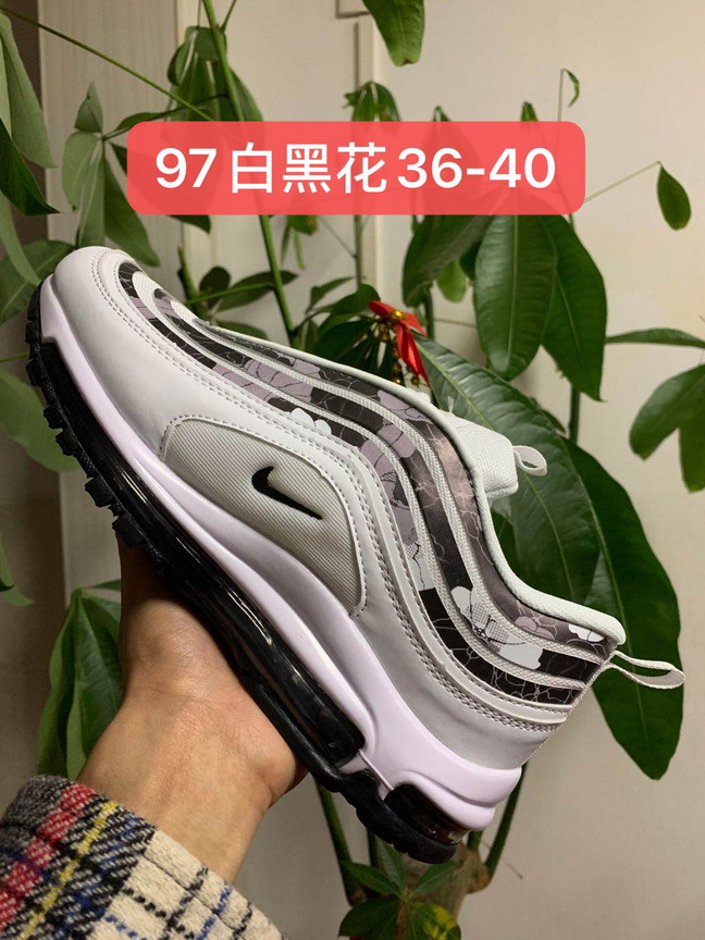 women air max 97 shoes size US5.5(36)-US8.5(40)-164