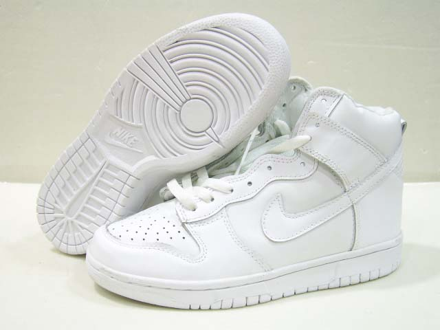 women high top dunk sneakers-002
