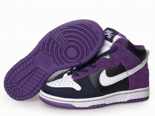 women high top dunk sneakers-006