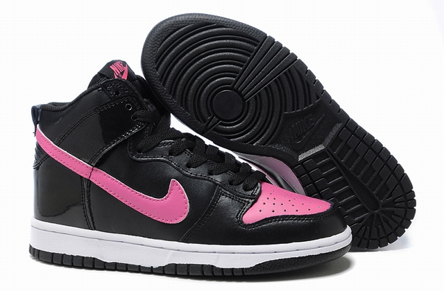 women high top dunk sneakers-015