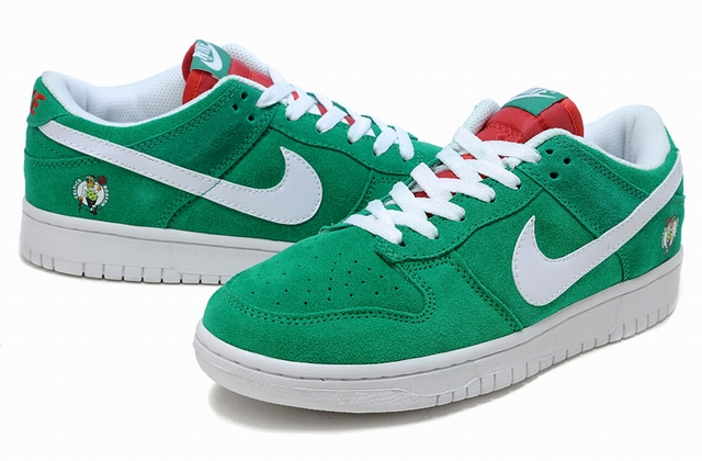 women low top dunk shoes-007