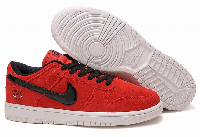 women low top dunk shoes-011