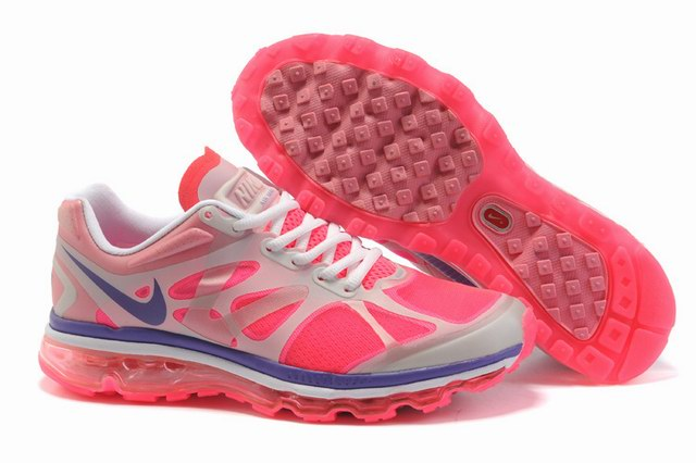 women nike air max 2012 shoes-005